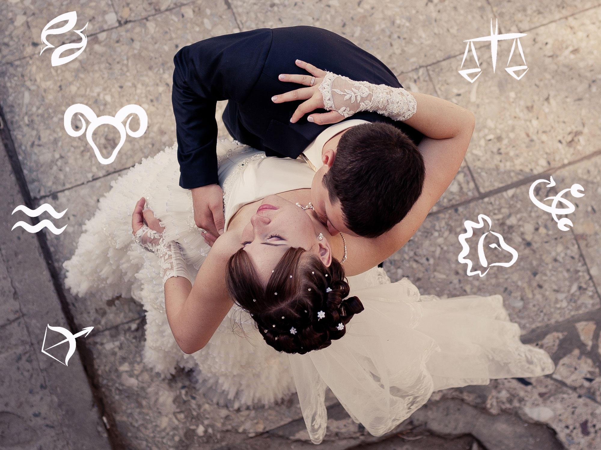 3 Sternzeichen, die 2019 heiraten werden | BRIGITTE.de