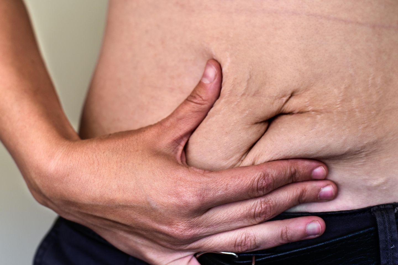 Mutter zieht sich aus: So sieht ein Körper nach der Geburt wirklich aus
