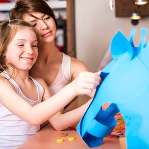 Neun nervige Sätze, die nur DIY-Mütter sagen