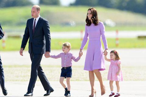 William und Kate sprechen über ihre größte Herausforderung in der Kindererziehung