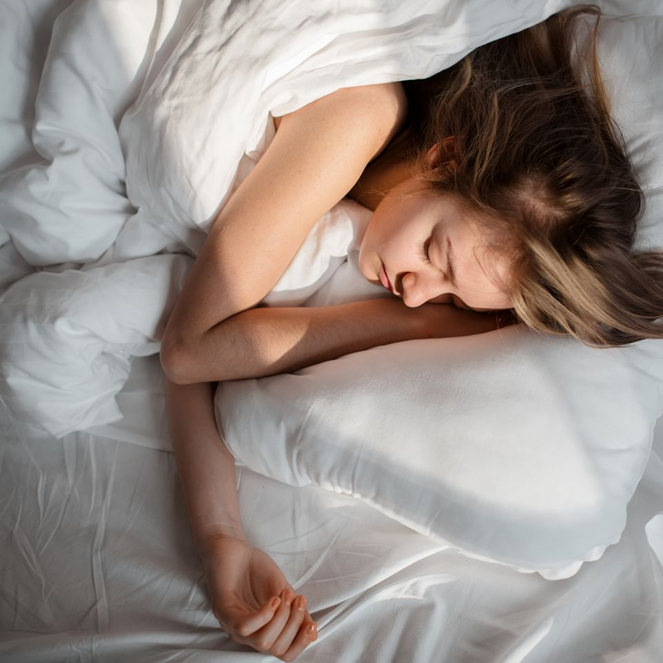 Einschlafen in 60 Sekunden