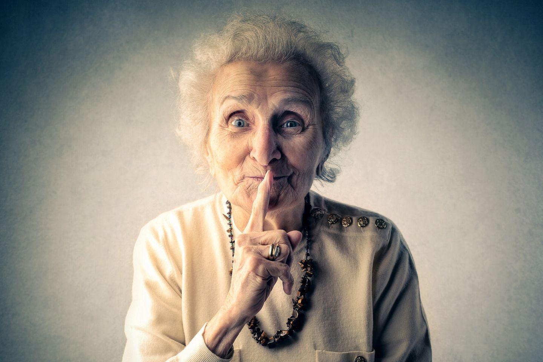 10 kluge Sätze einer 90-Jährigen
