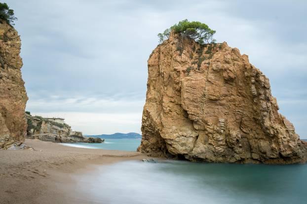 Costa Brava: Platja de Pals