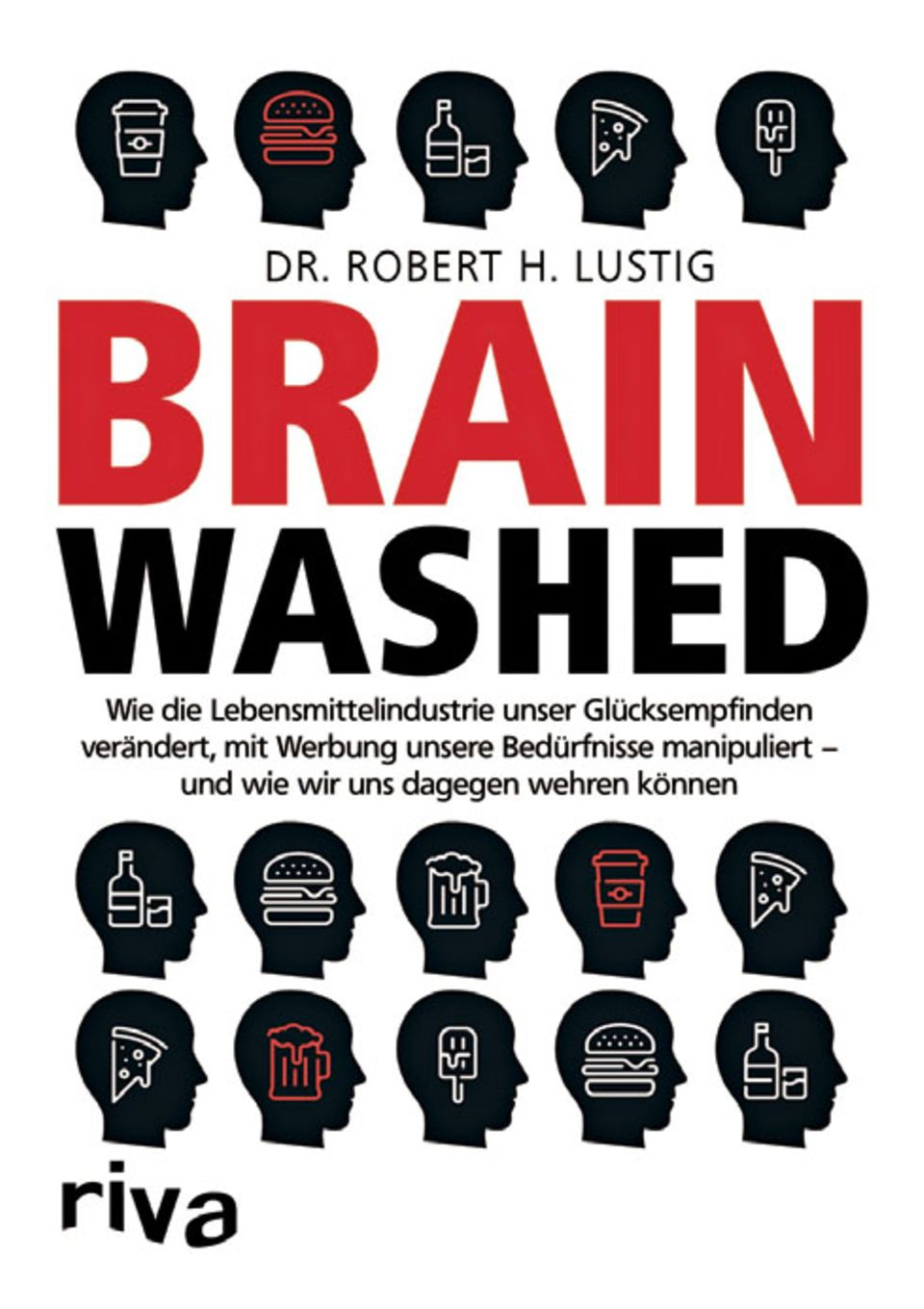 Brain Washed Buch-Cover