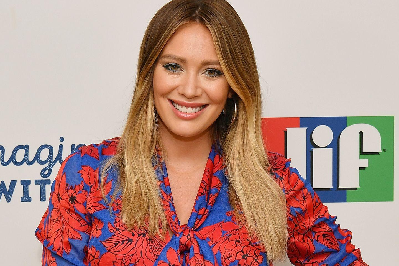 Hilary Duff: Die Schauspielerin bei einem Event