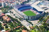 Barcelona mit Kindern: Das Barça-Stadion