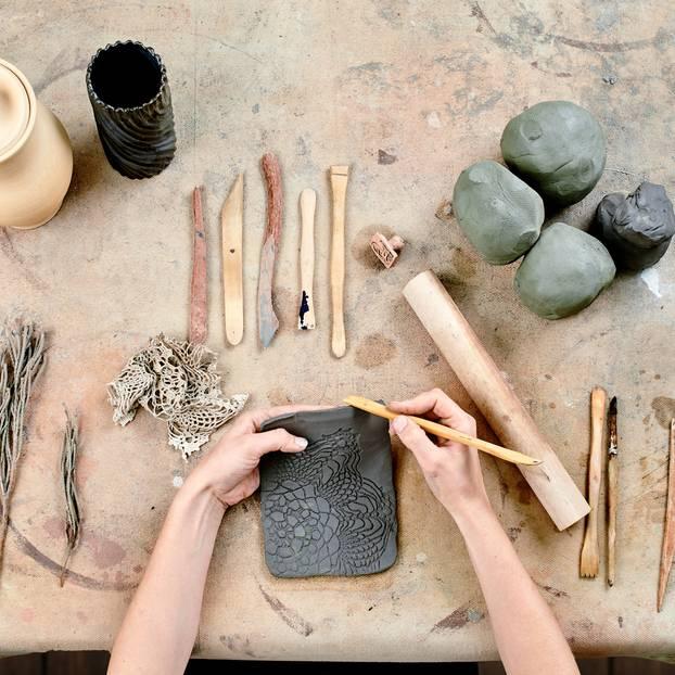Töpfern Ideen Für Selbst Gemachte Keramik Brigittede