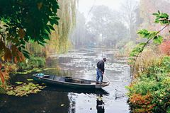 Seine-Kreuzfahrt: Monets-Garten