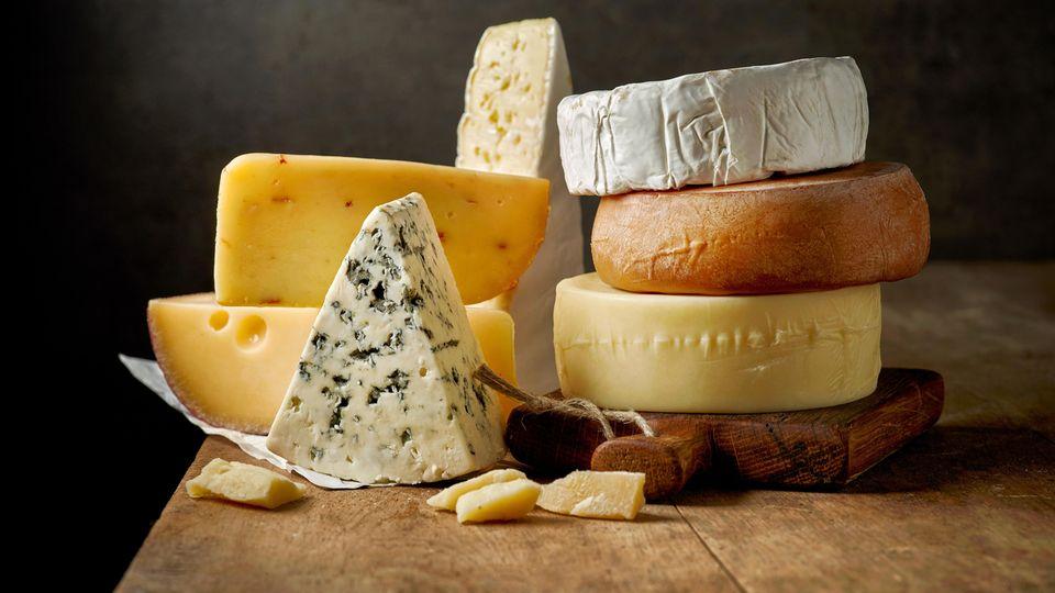 Diesen Käse lagern wir falsch