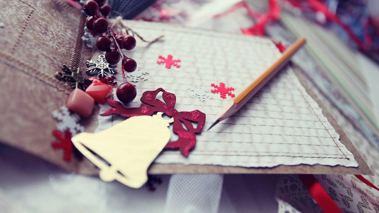 Schnelle Weihnachtskarten Basteln.Weihnachtskarte Selber Machen Kreative Ideen Zum Nachmachen