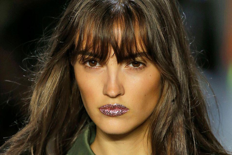 Fairy Dust: Glitzerndes Lippen-Make-Up
