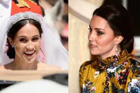 Herzogin Kate: Emotionaler Moment am Tag der Hochzeit