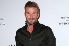 David Beckham hat eine Diskussion ausgelöst