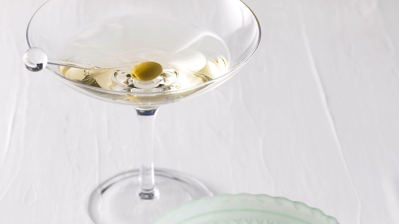 Richtig martini servieren bianco Wie Trinkt