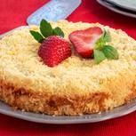 Oma Weras Käse-Streußel-Kuchen