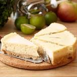 Köstlicher Käsekuchen