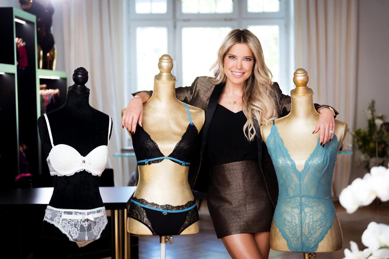 Sylvies Dessous-Models: Sylvie Meis