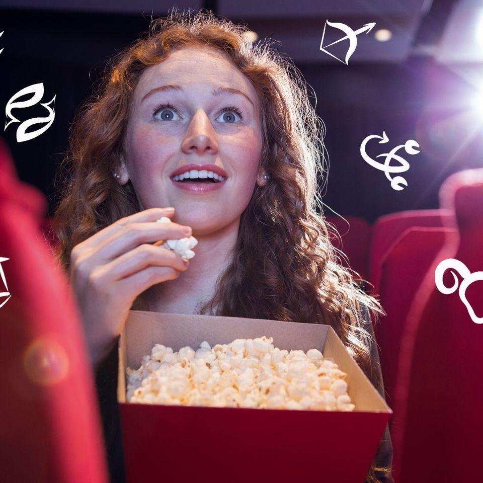 Dein Lieblingsfilm nach Sternzeichen