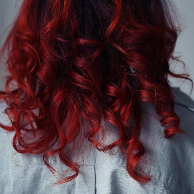 Mulled Wine Hair Diese Haarfarbe Tragen Wir Diesen Winter Brigittede