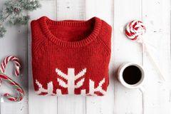 Weihnachts-Pullover
