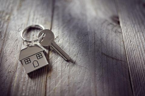 Wohnung kündigen: Wohnungsschlüssel