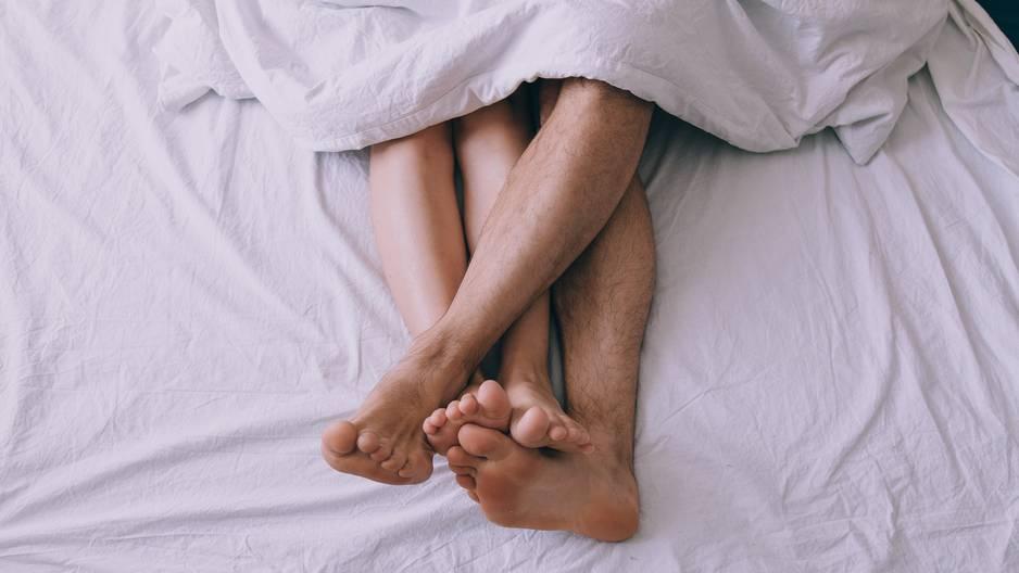 Sexstellungen, wenn du müde bist