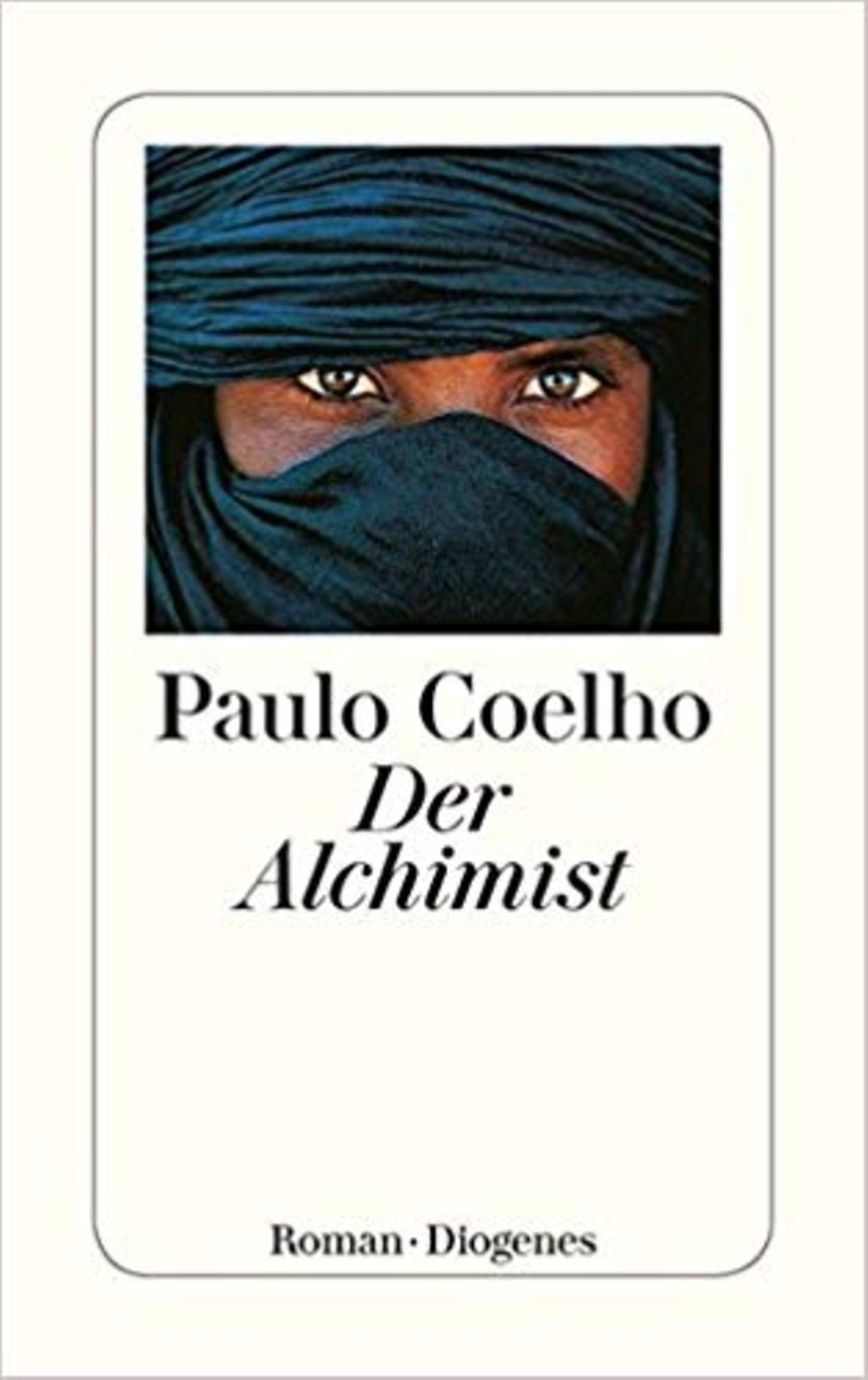 Weihnachtsgeschenke für den Partner: Der Alchimist von Paulo Coelho