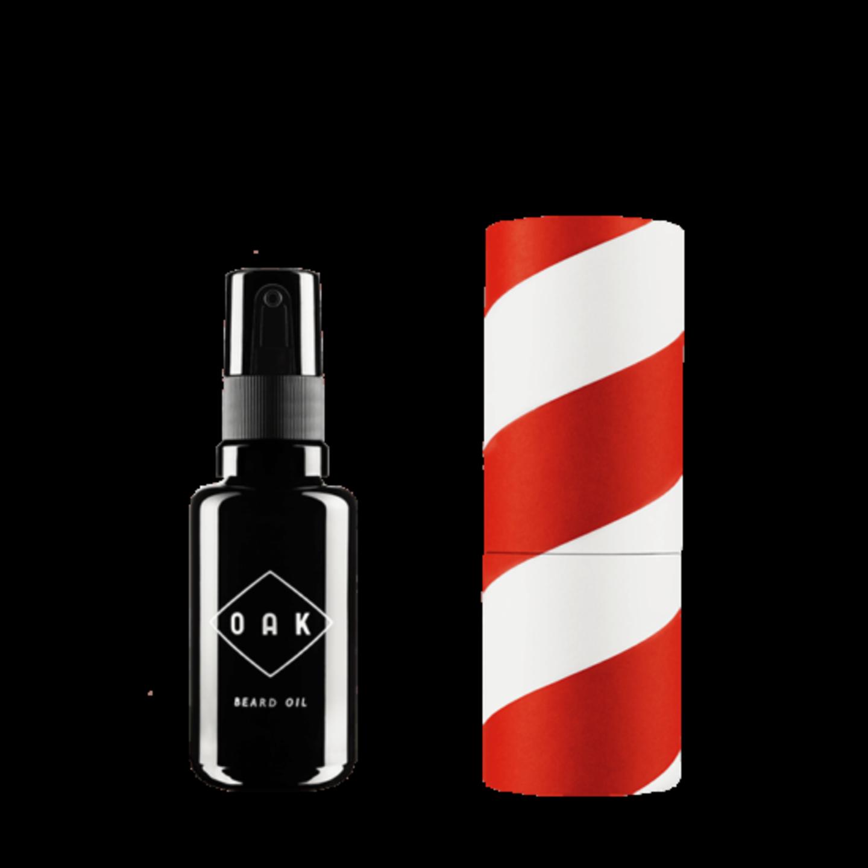 Weihnachtsgeschenke für den Partner: Beard Oil von OAK
