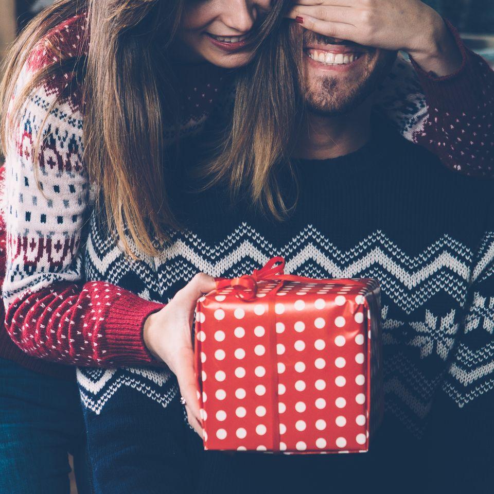 Weihnachtsgeschenke für den Partner
