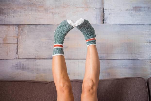 Schlampentage - in Socken