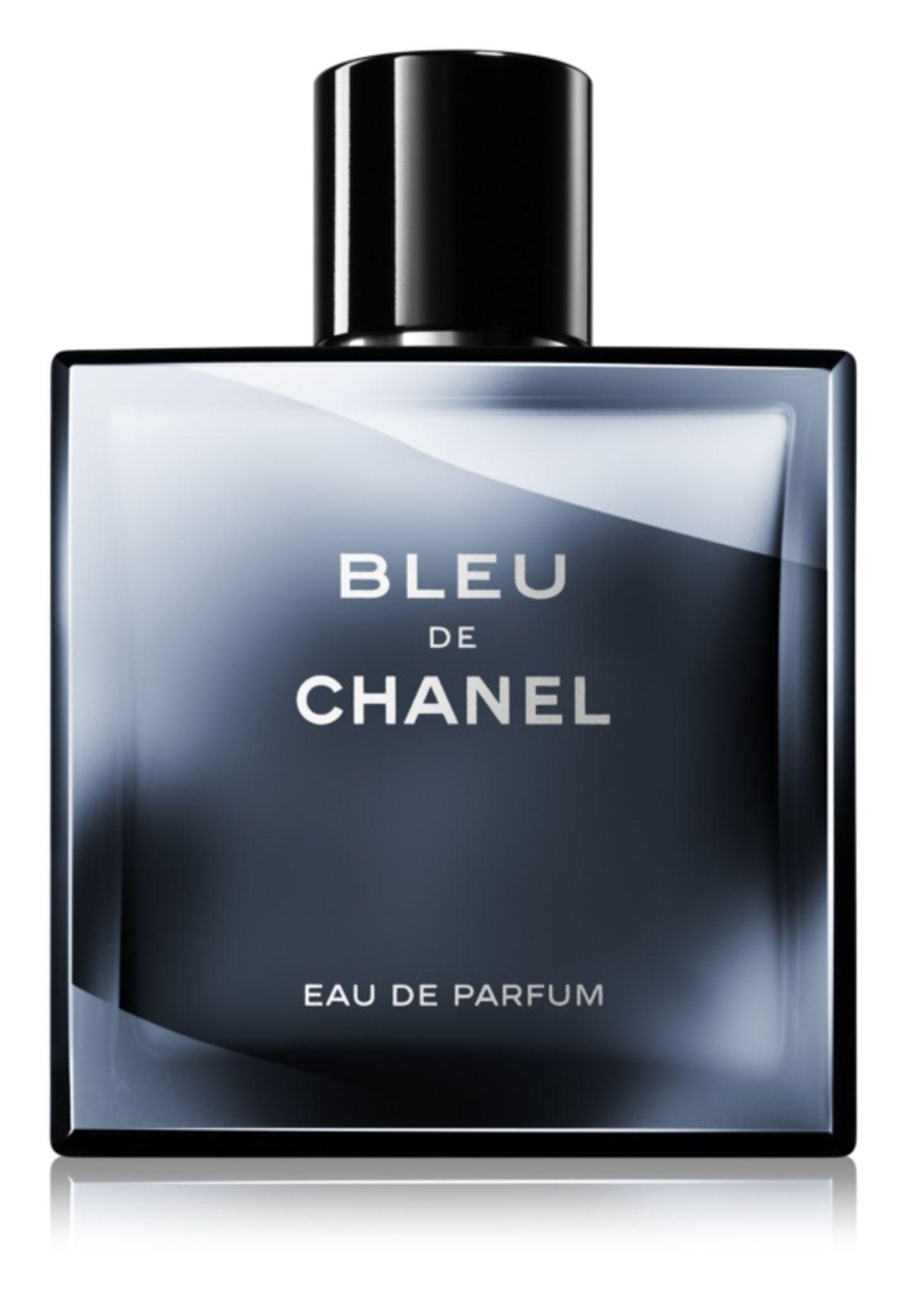 Weihnachtsgeschenke für den Partner: Bleu de Chanel Parfum