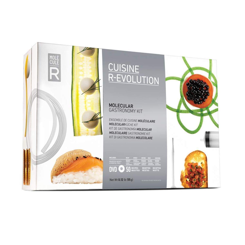 Weihnachtsgeschenke für den Partner: Gastronomy Kit von Cuisine R-Evolution