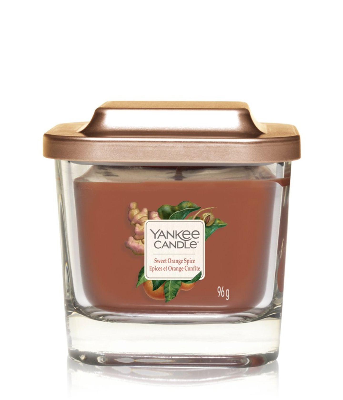 Weihnachtsgeschenke für die Mutter: Duftkerze von Yankee Candle