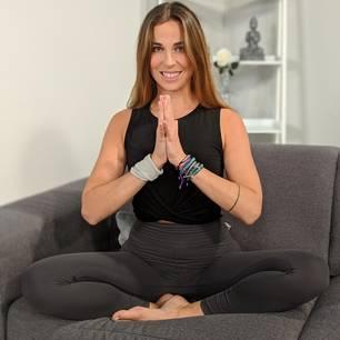 Yoga-Lehrerin: So wirst du glücklich!