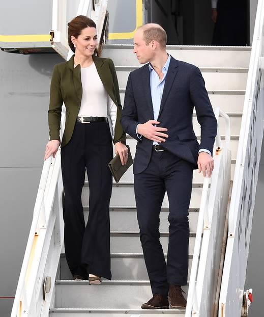 Die Looks der Royals