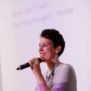 Buch schreiben: Annika Bühnemann