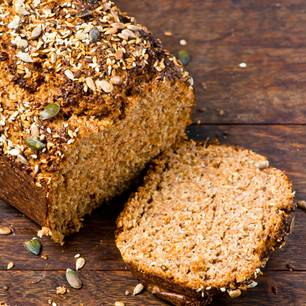 Low-Carb-Brot