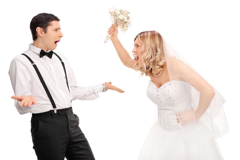 Dieser Mann behauptet, wir haben alle den Falschen geheiratet