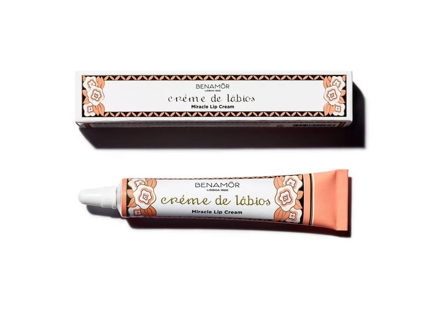 "Brennende Lippen: ""Créme de Lábios"" von Benamor"