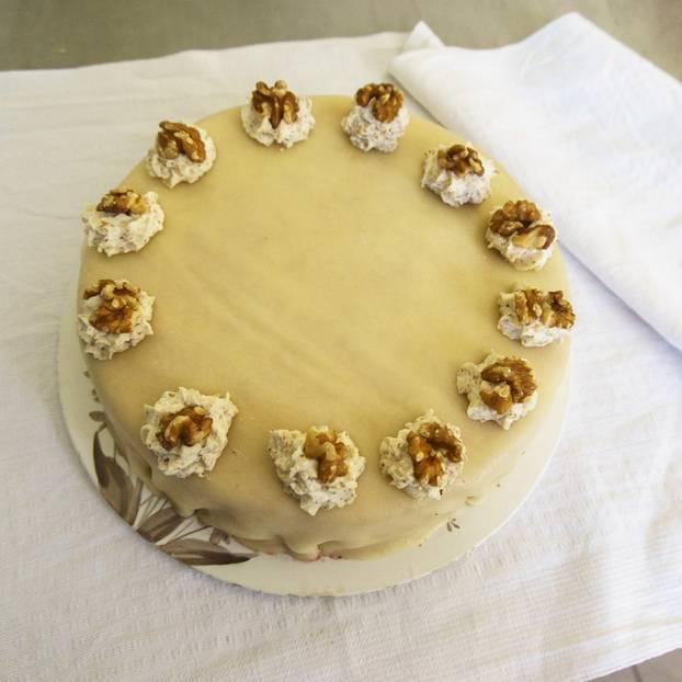 Marzipan Torte Rezept Brigitte De