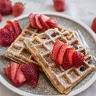 Low-Carb-Waffeln