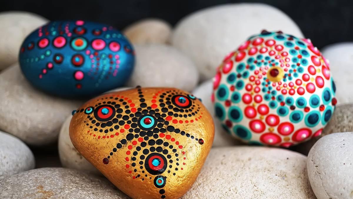 steine bemalen stifte