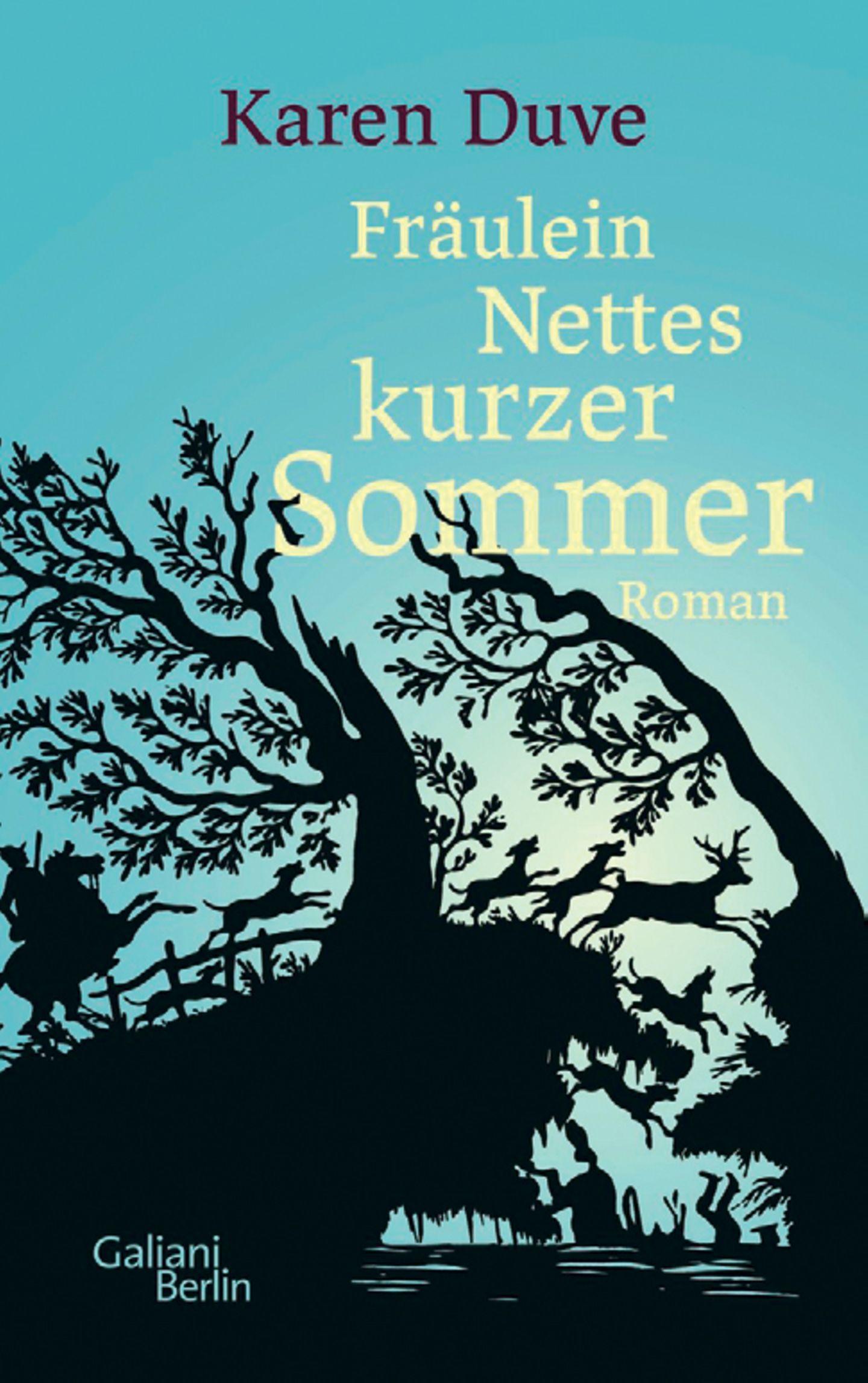 Literaturempfehlung: Fräulein Nettes kurzer Sommer