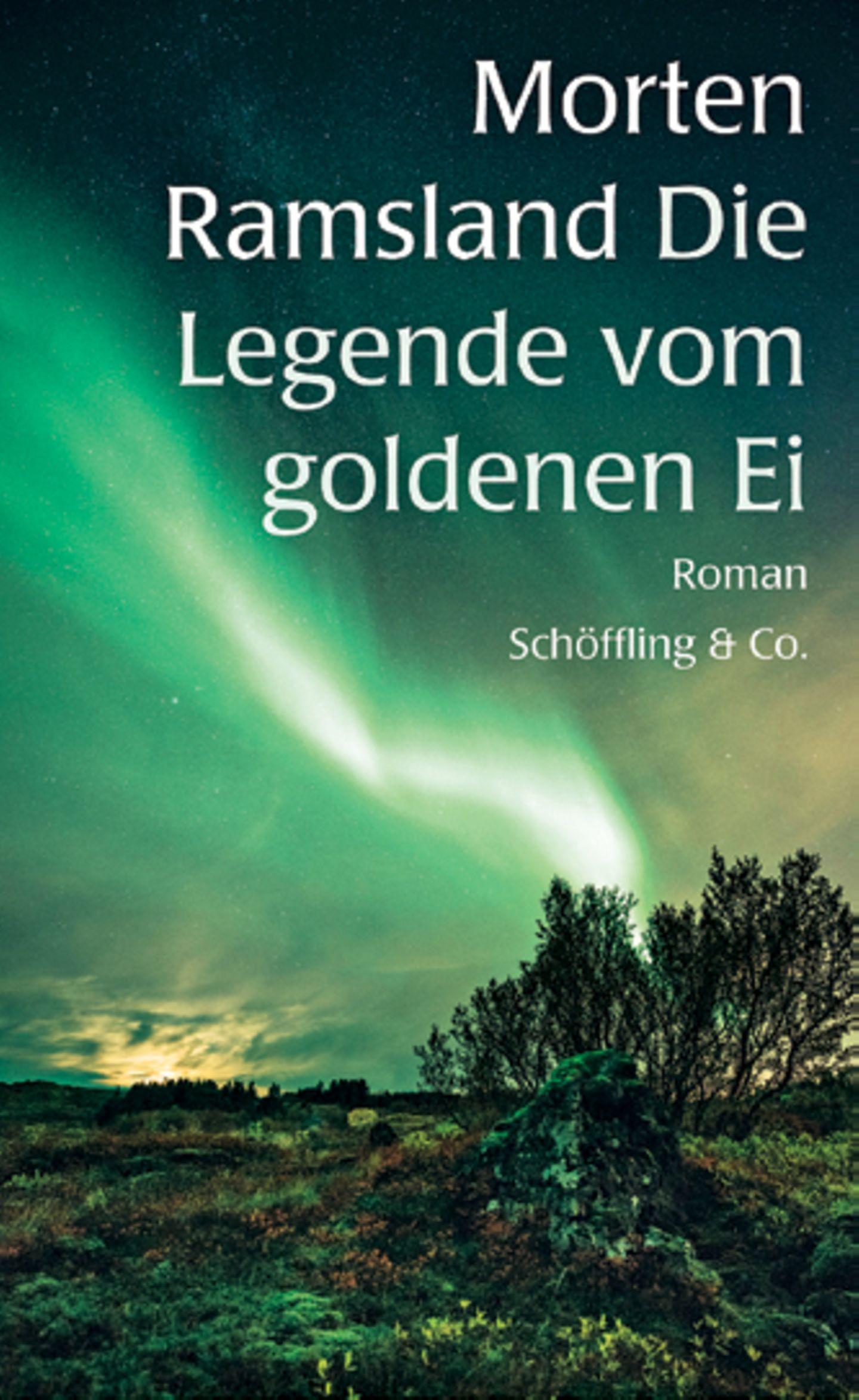 Literaturempfehlung: Die Legende vom goldenen Ei