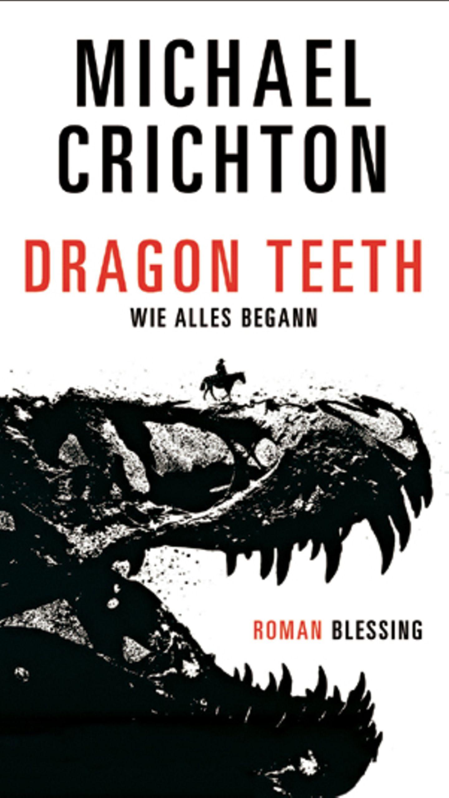 Literaturempfehlung: Dragon Teeth