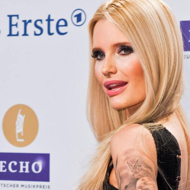 Mirja du Mont zeigt ihr neues Tattoo