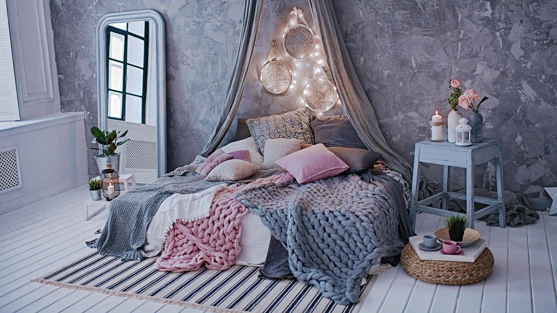 Schlafzimmer gemütlicher machen: 17 Tricks  BRIGITTE.de