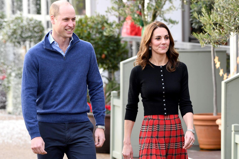 Prinz William und Herzogin Kate veröffentlichen neues Familienfoto