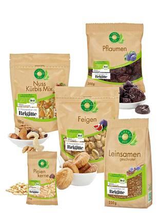 Brigitte Produkte: Nüsse & Früchte