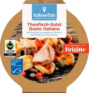 Brigitte Produkte: followfish